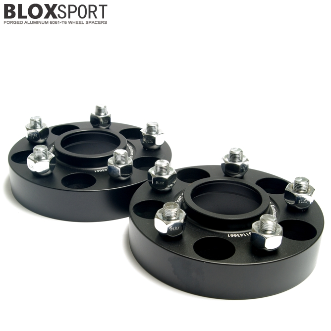 BLOXSPORT Forged 6061-T6 Wheel Spacers - Maxima 5th A33 (00-03)