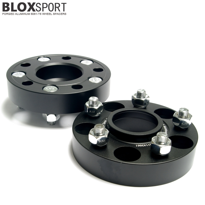 BLOXSPORT Forged 6061-T6 Wheel Spacers - Maxima 6th A34 (04-08)