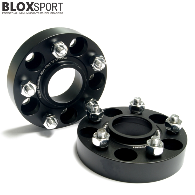 BLOXSPORT Forged 6061-T6 Wheel Spacers - Maxima 8th A36 (15- )