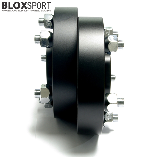 BLOXSPORT Forged 6061-T6 Wheel Spacers - Murano 2nd Z51 (08-14)