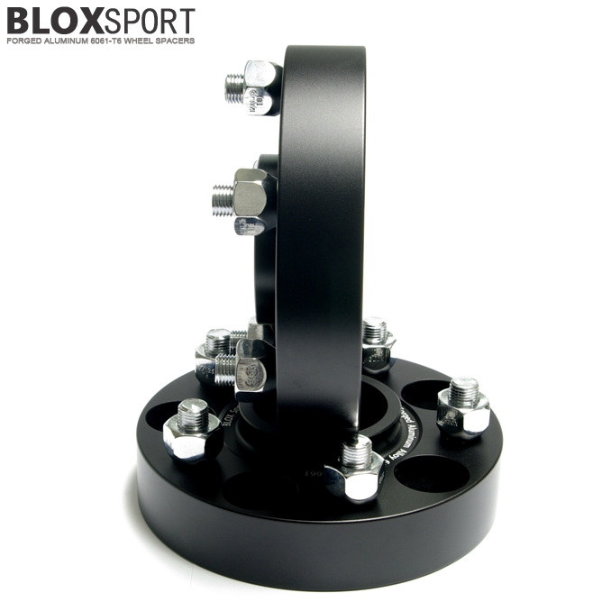 BLOXSPORT Forged 6061-T6 Wheel Spacers - Murano 3rd Z52 (15- )