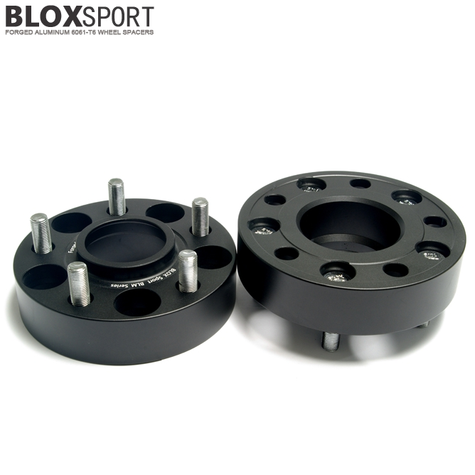 BLOXSPORT Forged 6061-T6 Wheel Spacers - NISSAN QUEST 2nd 99-02