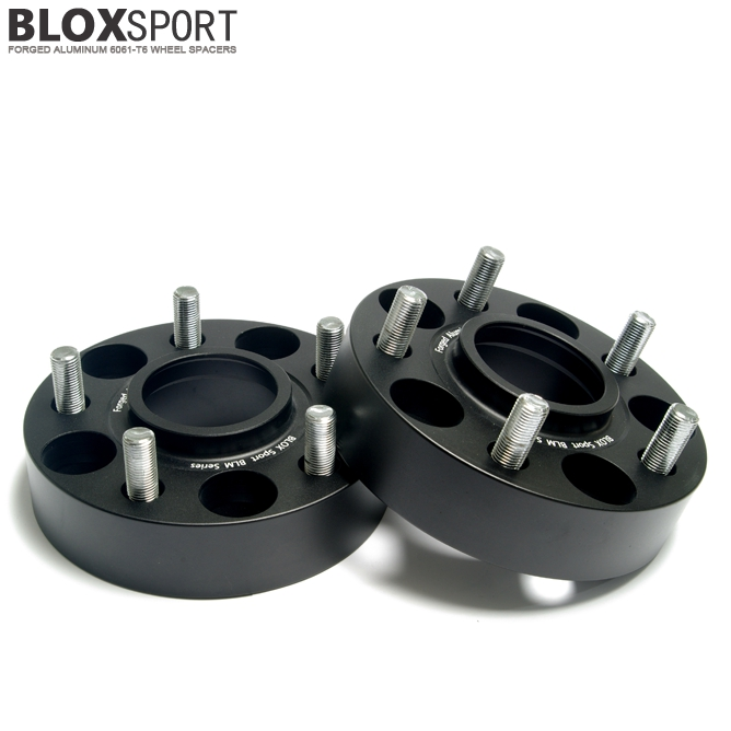 BLOXSPORT Forged 6061-T6 Wheel Spacers - NISSAN QUEST 3rd 03-09