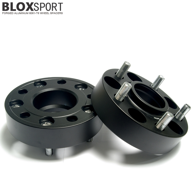 BLOXSPORT Forged 6061-T6 Wheel Spacers - NISSAN QUEST 4th 10-