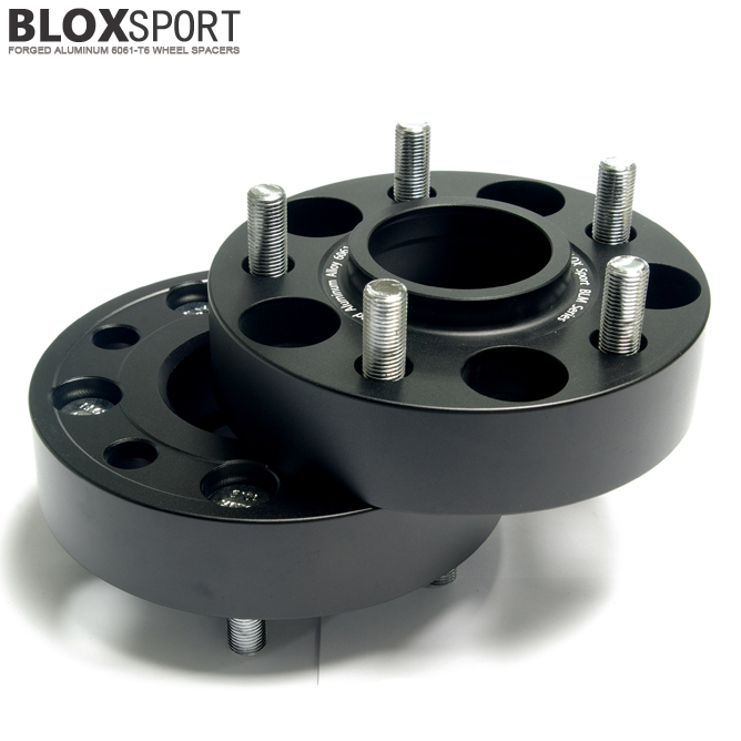 BLOXSPORT Forged 6061-T6 Wheel Spacers - NISSAN Rogue 2nd 14-