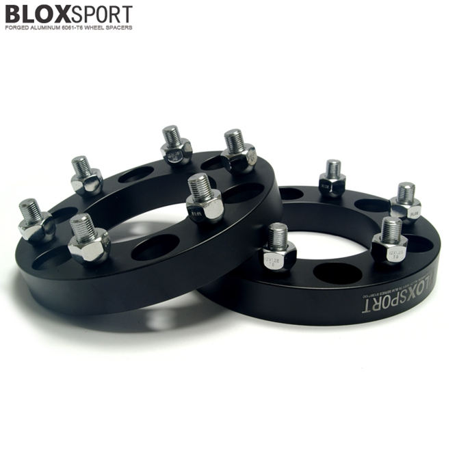 BLOXSPORT 6x139.7 CB:100 Forged 6061T6 Wheel Spacers (Universal)