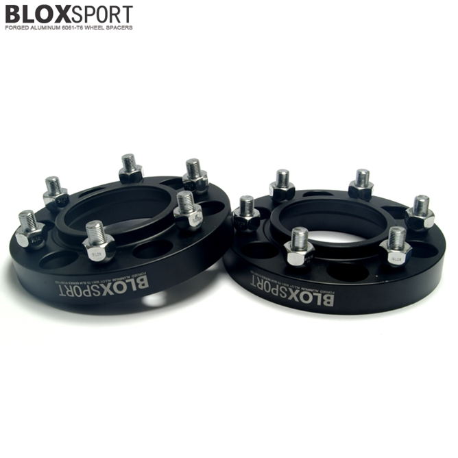 BLOXSPORT 6x139.7 CB:100 Forged 6061T6 Hub Centric Wheel Spacers