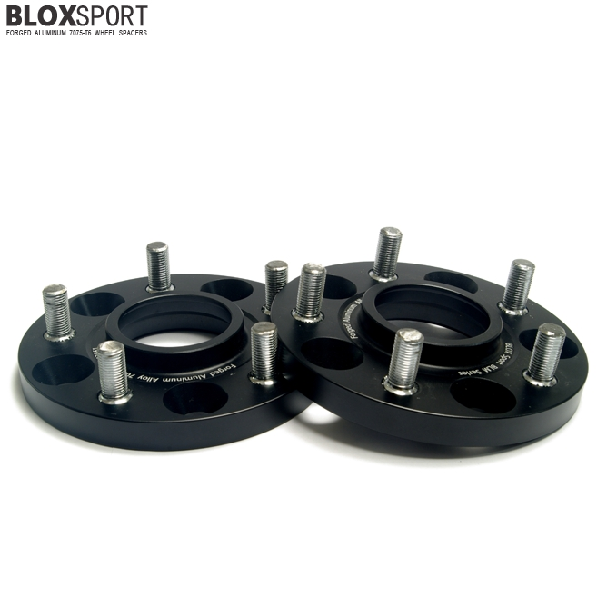 BLOXSPORT 15mm AL 7075T6 Wheel Spacers-Nissan Pathfinder (12- )