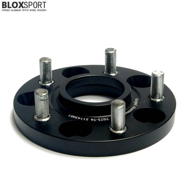 BLOXSPORT 15mm AL 7075T6 Wheel Spacers-Nissan Murano Z51 (08-14)