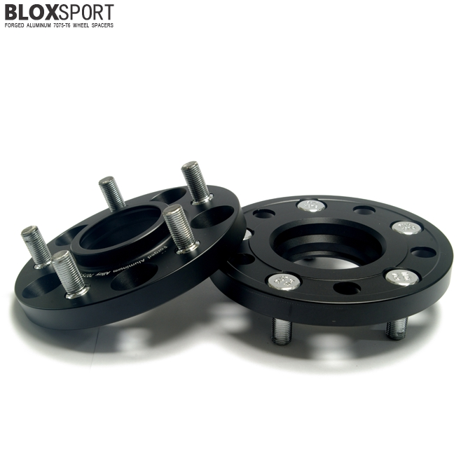 BLOXSPORT 15mm AL 7075T6 Wheel Spacers-Nissan QUEST 3rd (03-09)
