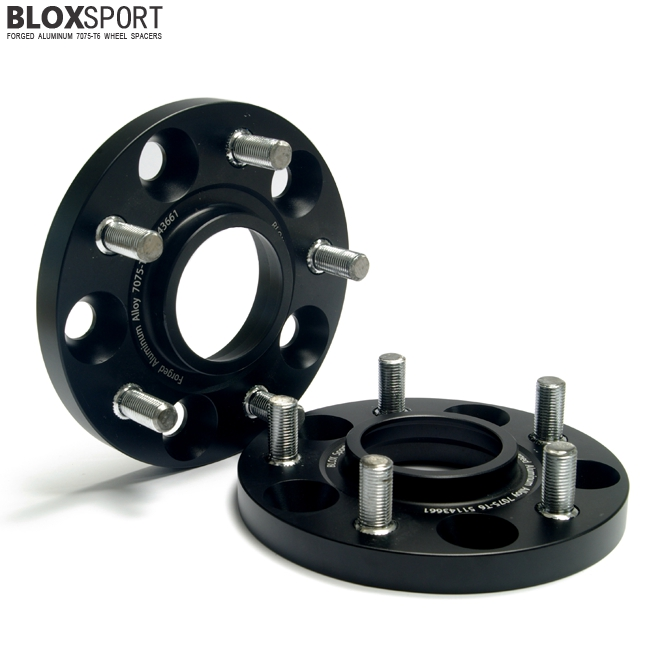 BLOXSPORT 15mm Forged AL 7075-T6 Wheel Spacers-INFINITI Q70 Q70L