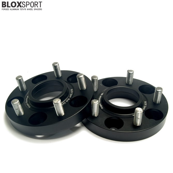 BLOXSPORT 20mm AL 7075T6 Wheel Spacers-Nissan Pathfinder (12- )