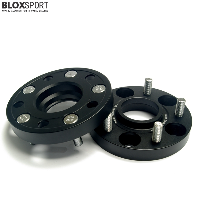 BLOXSPORT 20mm AL 7075T6 Wheel Spacers-Nissan 350Z Z33 (02-08)
