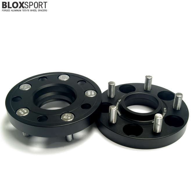 BLOXSPORT 20mm AL 7075T6 Wheel Spacers-Nissan QUEST 2nd (99-02)