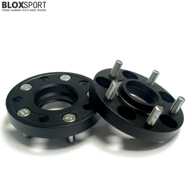 BLOXSPORT 20mm AL 7075T6 Wheel Spacers-Nissan QUEST 3rd (03-09)