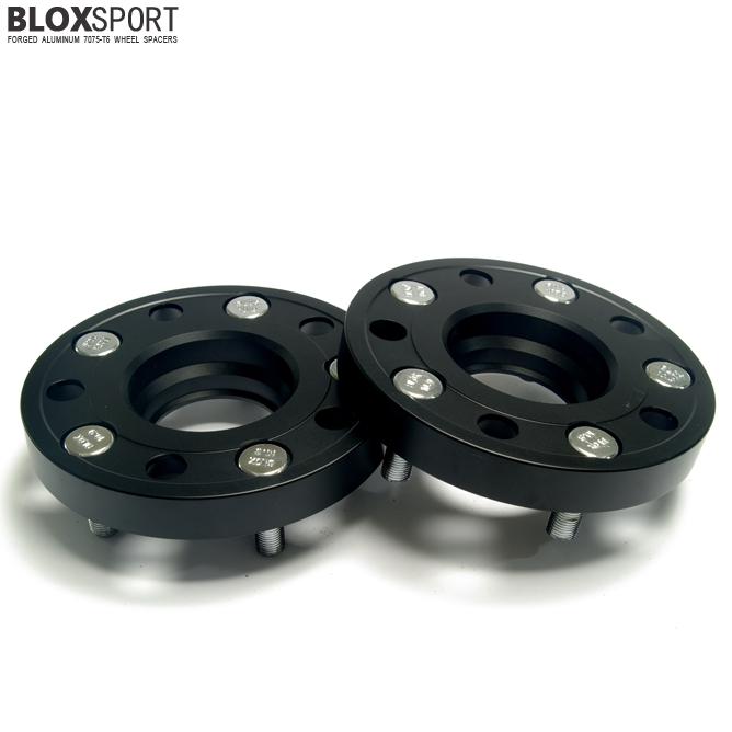 BLOXSPORT 20mm AL 7075T6 Wheel Spacers-Nissan QUEST 4th (10- )