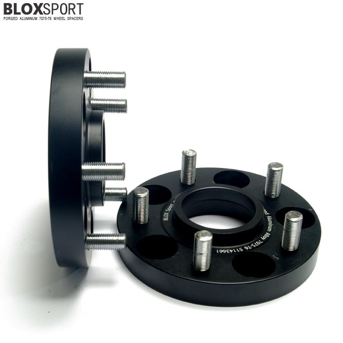 BLOXSPORT 20mm AL 7075T6 Wheel Spacers-Nissan Murano Z50 (02-07)