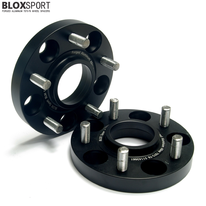 BLOXSPORT 20mm AL 7075T6 Wheel Spacers-Nissan Versa Tiida 12-15
