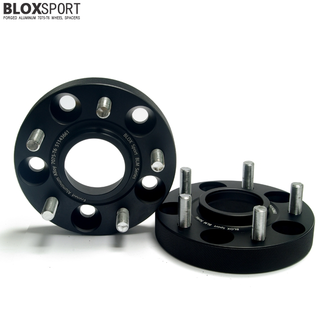 BLOXSPORT 25mm AL 7075T6 Wheel Spacers-Nissan Versa Tiida (15- )