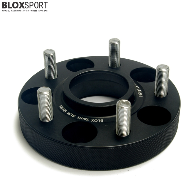 BLOXSPORT 25mm Forged AL7075-T6 Wheel Spacers-INFINITI QX60