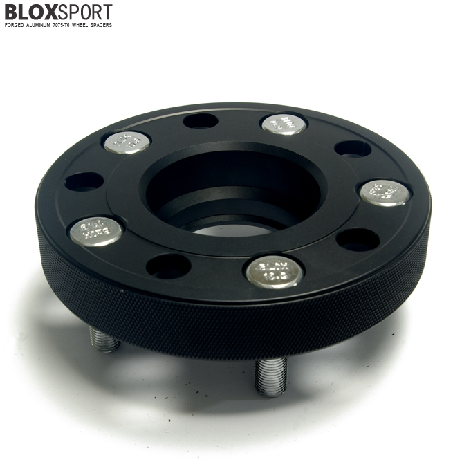 BLOXSPORT 25mm Forged AL7075-T6 Wheel Spacers-INFINITI QX70
