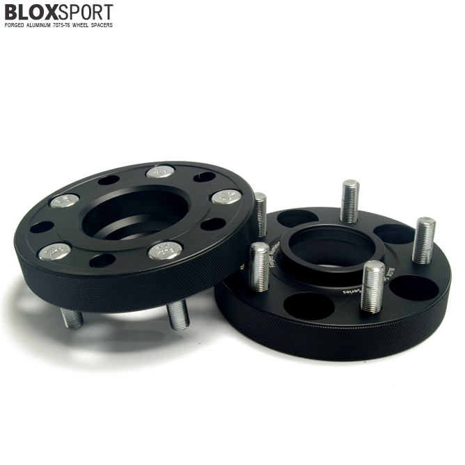 BLOXSPORT 25mm AL 7075T6 Wheel Spacers-Nissan 350Z Z33 (02-08)