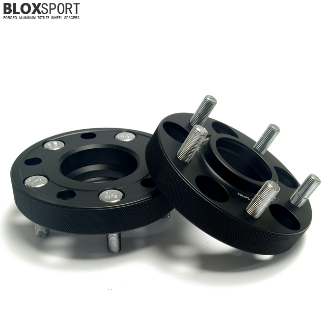 BLOXSPORT 25mm AL 7075T6 Wheel Spacers-Nissan 370Z Z34 (09- )