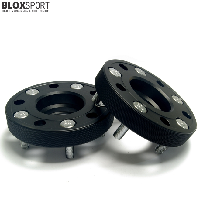 BLOXSPORT 25mm AL 7075T6 Wheel Spacers-Nissan QUEST 3rd (03-09)