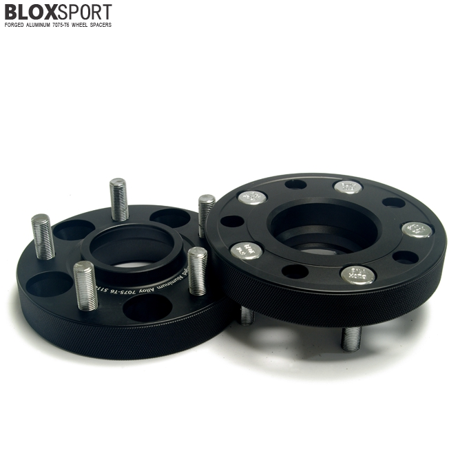 BLOXSPORT 25mm AL 7075T6 Wheel Spacers-Nissan Rogue 2nd (14- )