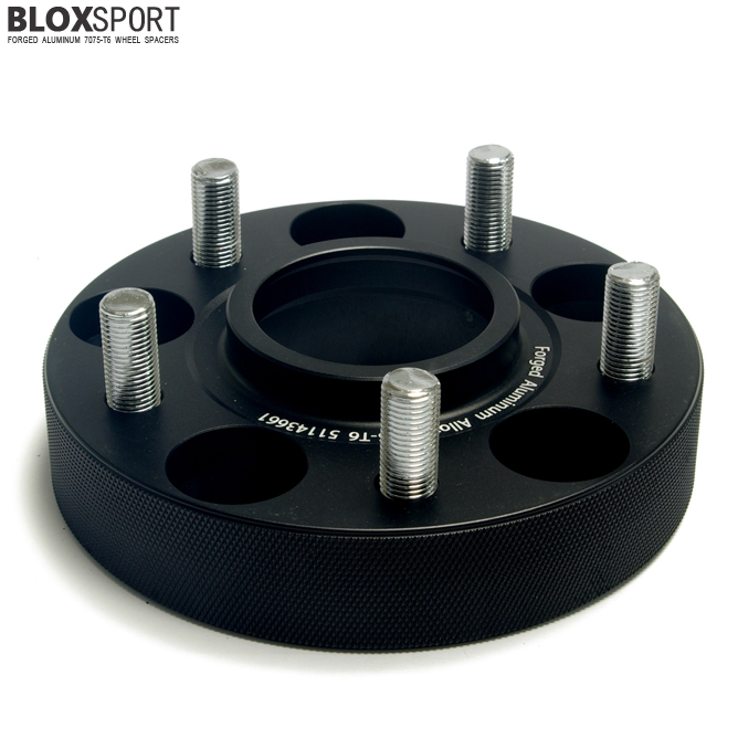 BLOXSPORT 30mm AL 7075T6 Wheel Spacers-Nissan Versa Tiida (15- )