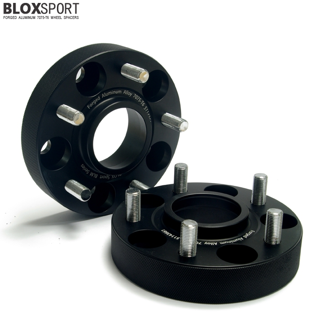 BLOXSPORT 30mm AL 7075T6 Wheel Spacers-Nissan Rogue 2nd (14- )