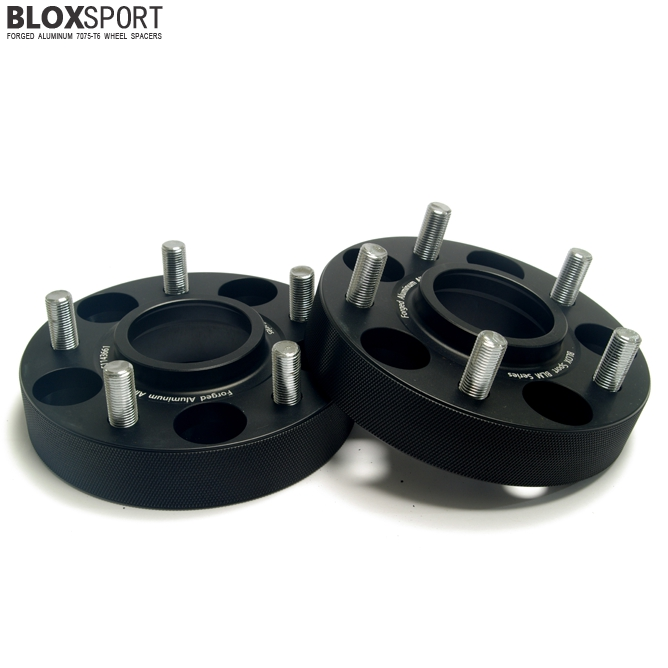 BLOXSPORT 35mm Forged Aluminum 7075T6 Wheel Spacers-Nissan GT-R