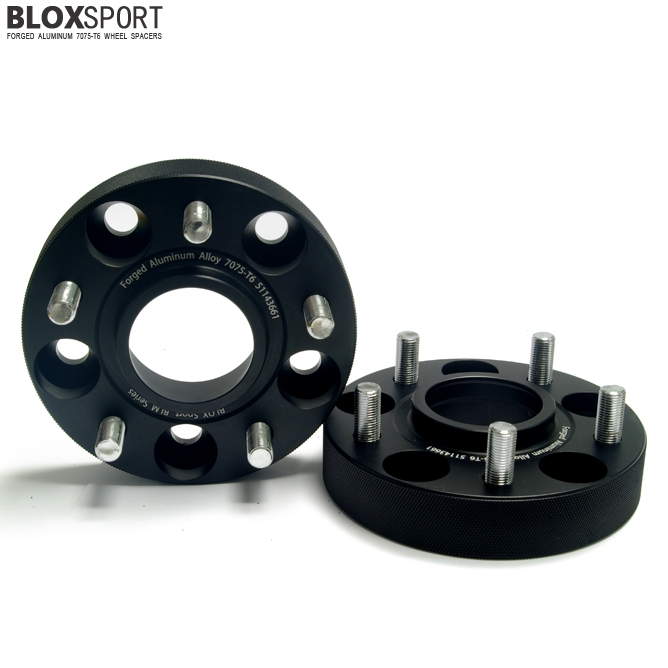 BLOXSPORT 35mm AL 7075T6 Wheel Spacers-Nissan Versa Tiida (15- )