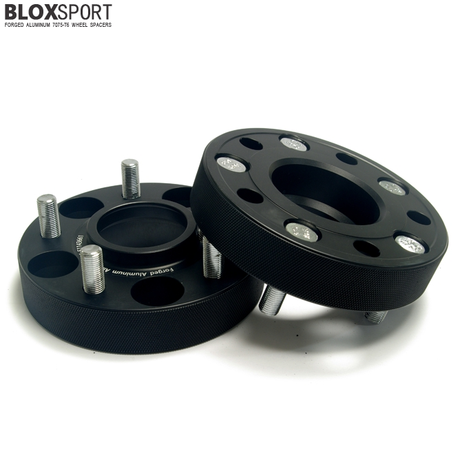BLOXSPORT 35mm AL 7075T6 Wheel Spacers-Nissan QUEST 1st (93-98)