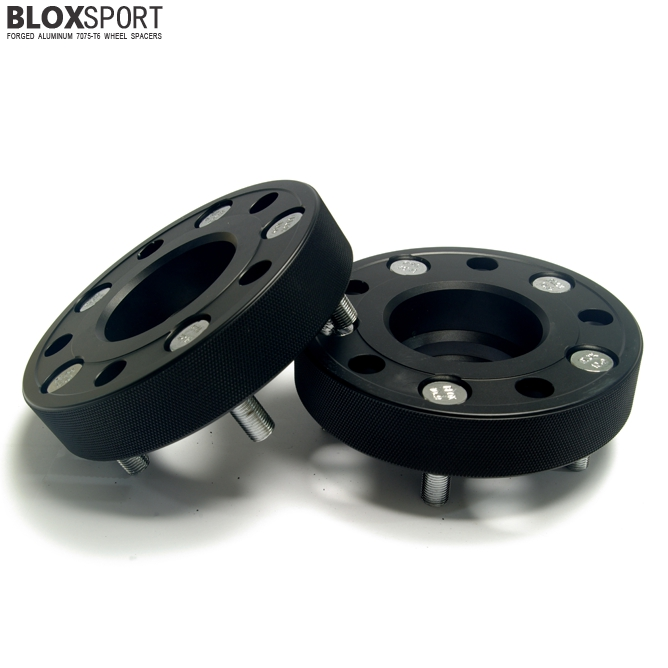 BLOXSPORT 35mm AL 7075T6 Wheel Spacers-Nissan QUEST 3rd (03-09)