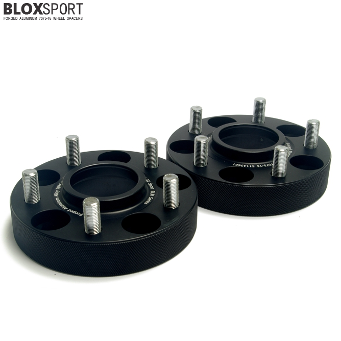 BLOXSPORT 35mm AL 7075T6 Wheel Spacers-Nissan Maxima A36 (15- )