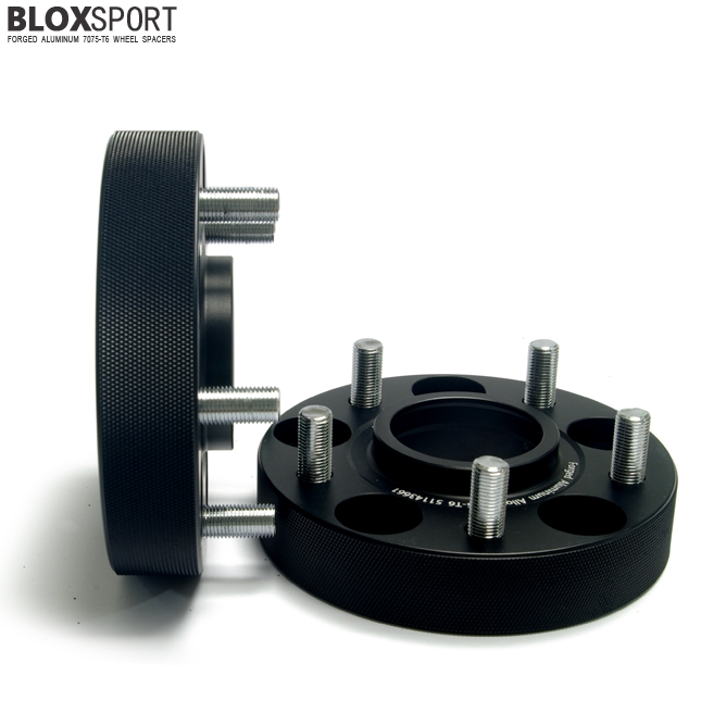 BLOXSPORT 35mm AL 7075T6 Wheel Spacers-Nissan Versa Tiida 12-15
