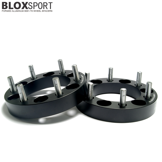 BLOXSPORT 6x139.7 CB:110 Forged 6061T6 Wheel Spacers (Universal)