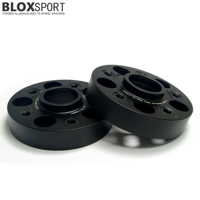 BLOXSPORT 5x108 CB60.1mm Forged 6061T6 Hub Centric Wheel Spacers