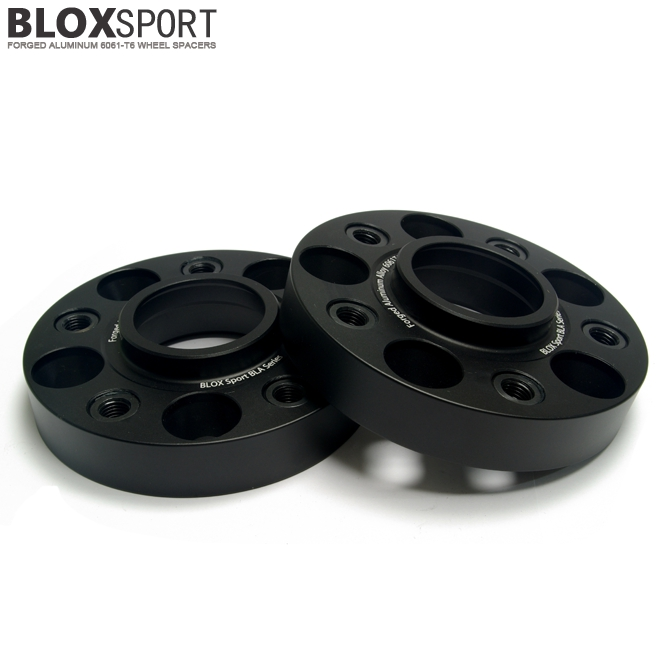 BLOXSPORT 5x110 CB65.1mm Forged 6061T6 Hub Centric Wheel Spacers