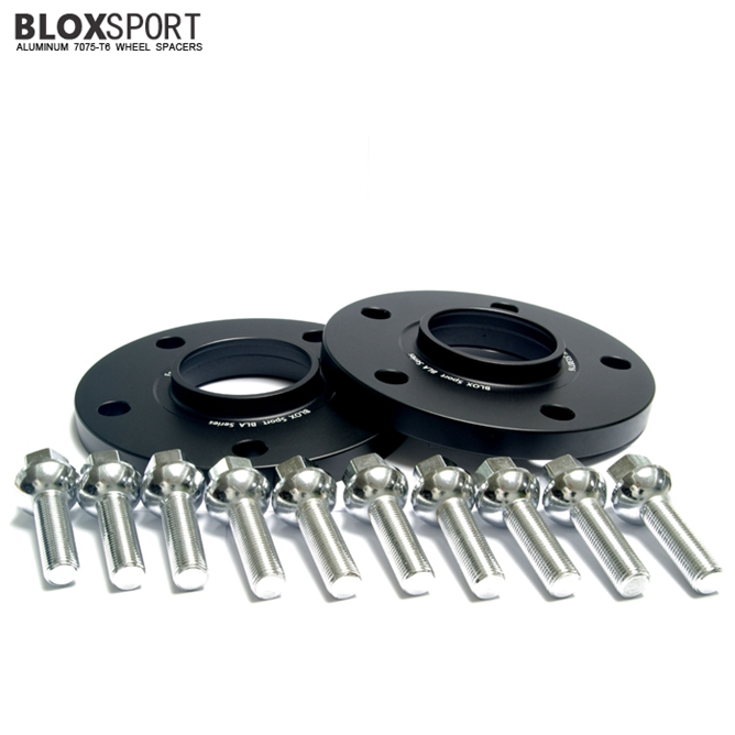 BLOX 15mm Forged AL7075-T6 Wheel Spacer for PORSCHE Boxster 987