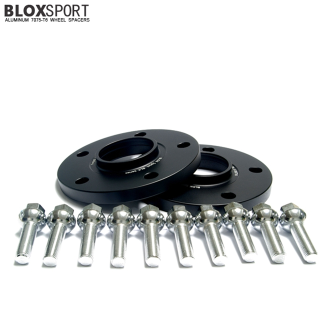 BLOX 15mm Forged AL7075-T6 Wheel Spacer for PORSCHE Cayenne 958