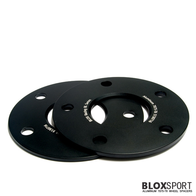 BLOX 5mm Aluminum 7075-T6 Wheel Spacer - PORSCHE Cayman (S/GTS)