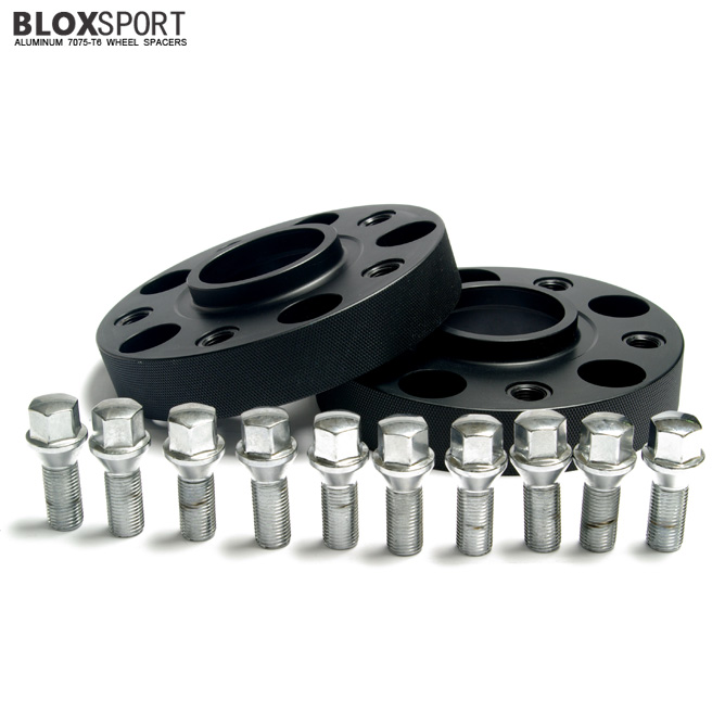 BLOX 30mm AL7075-T6 Wheel Spacer for PORSCHE Boxster (S) 981