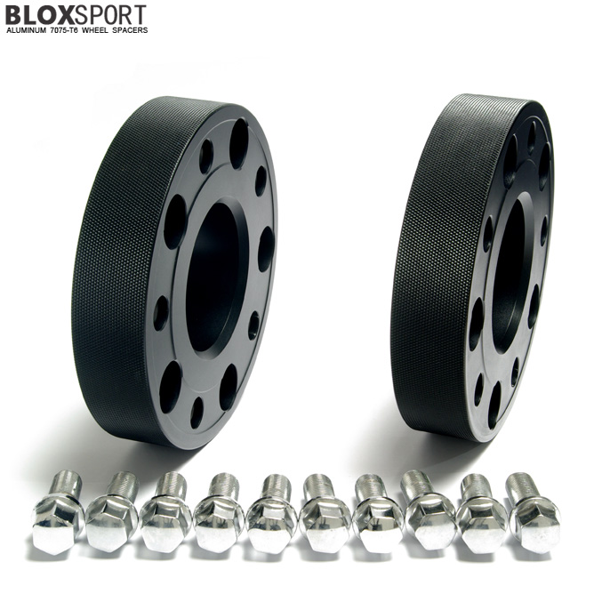 BLOX 35mm AL 7075-T6 Wheel Spacer for PORSCHE Cayenne 957 955