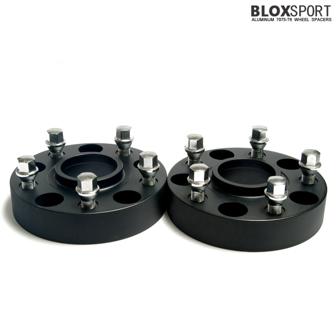 BLOX 35mm AL 7075-T6 Wheel Spacer for PORSCHE Cayman (S/GTS)