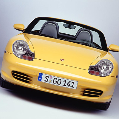 For Boxster 986 (97-06)