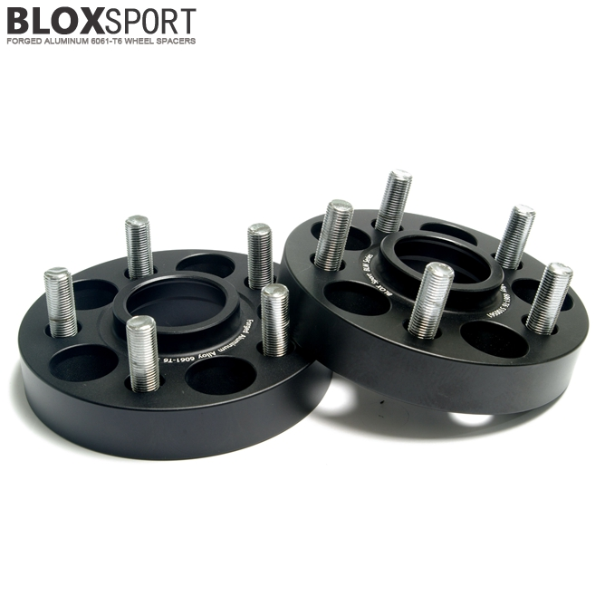 BLOXSPORT Forged 6061T6 5x100 CB56.1 to 5x108 Wheel Adapters