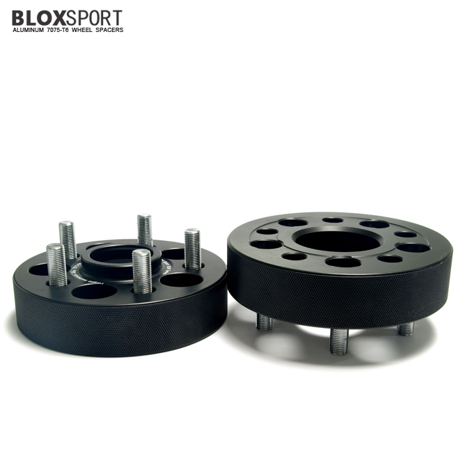 BLOX 30mm Forged Aluminium 7075-T6 Wheel Spacers for SUBARU BRZ