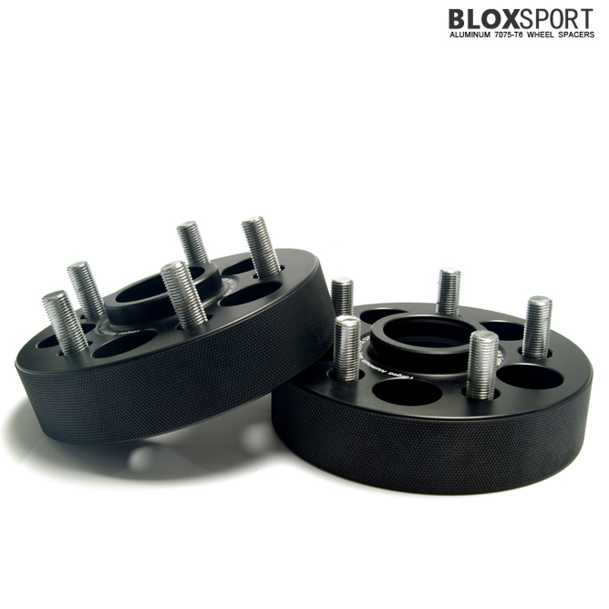 BLOX 30mm Forged Aluminium 7075-T6 Wheel Spacers - SUBARU Legacy
